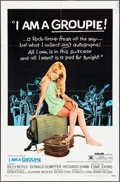 "Movie Posters:Sexploitation, I Am a Groupie (Trans American, 1970). One Sheet (27"" X 41""). Sexploitation.. ..."