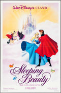 "Movie Posters:Animation, Sleeping Beauty & Others Lot (Buena Vista, R-1986). Flat Folded One Sheets (3) (27"" X 41""). Animation.. ... (Total: 3 Items)"