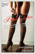 """Movie Posters:Adult, Black Garters (Masterpiece, 1981). Identical One Sheets (37) (27"""" X 41""""). Adult.. ... (Total: 37 Item)"""