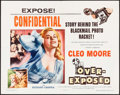 "Movie Posters:Bad Girl, Over-Exposed (Columbia, 1956). Half Sheet (22"" X 28"") Style B. BadGirl.. ..."