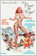 """Movie Posters:Adult, Count the Ways (TVX, 1975). One Sheet (24"""" X 36.25""""). Adult.. ..."""