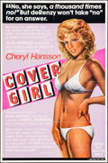 """Movie Posters:Adult, Cheryl Hansson: Cover Girl (Blu-pix, 1981). One Sheet (27"""" X 41""""). Adult.. ..."""