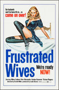 """Movie Posters:Sexploitation, Frustrated Wives (Cineworld, 1973). One Sheet (27"""" X 41"""") &Photos (7) (8"""" X 10""""). Sexploitation.. ... (Total: 8 Items)"""