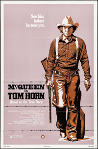 "Tom Horn & Other Lot (Warner Brothers, 1980). One Sheets (2) (27"" X 41""). Western. ... (Total: 2 Items..."