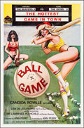 """Movie Posters:Adult, Ballgame & Other Lot (Evolution Enterprise, 1980). One Sheets (2) (27"""" X 41""""). Adult.. ... (Total: 2 Items)"""