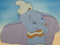 Animation Art:Production Cel, Dumbo Timothy Mouse and Dumbo Production Cel CourvoisierSetup (Walt Disney, 1941)....