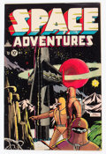 Golden Age (1938-1955):Science Fiction, Space Adventures #5 (Charlton, 1953) Condition: Apparent VF-....