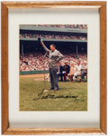 Autographs:Photos, Ted Williams Signed Photo. ...
