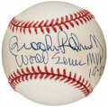 "Autographs:Baseballs, Brooks Robinson Single Signed Baseball with ""World Series 1970 MVP""Inscription. ..."