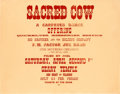 Music Memorabilia:Posters, Big Brother And The Holding Company - Group of Three Posters(1966-1968)....
