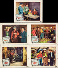 """Movie Posters:Western, The Valiant Hombre (United Artists, 1949). Lobby Cards (5) (11"""" X 14""""). Western.. ... (Total: 5 Items)"""