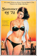 """Movie Posters:Adult, Summer of '72 & Other Lot (Caballero Control, 1987). One Sheets (2) (25"""" X 38"""" & 27"""" X 41""""). Adult.. ... (Total: 2 Items)"""