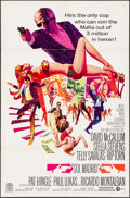 """Movie Posters:Action, Sol Madrid (MGM, 1968). One Sheet (27"""" X 41""""). Action.. ..."""
