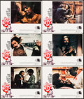 "Movie Posters:Blaxploitation, Super Fly (Warner Brothers, 1972). Lobby Cards (6) (11"" X 14""). Blaxploitation.. ... (Total: 6 Items)"