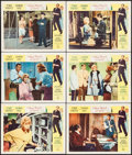 "Movie Posters:Comedy, That Touch of Mink (Universal International, 1962). Lobby Cards (6) (11"" X 14""). Comedy.. ... (Total: 6 Items)"