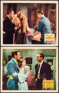 """Movie Posters:Comedy, Three Blind Mice & Other Lot (20th Century Fox, 1938). Lobby Cards (2) (11"""" X 14""""). Comedy.. ... (Total: 2 Items)"""