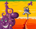 Prints:Contemporary, Kenny Scharf (b. 1958). Sajippe Kraka Joujesh, 1998.Screenprint in colors. 31-3/4 x 39-3/4 inches (80.6 x 101.0 cm)(im...