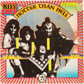 Music Memorabilia:Autographs and Signed Items, KISS Autographed Hotter Than Hell Album (Casablanca,1974)....