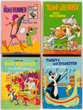Big Little Book:Miscellaneous, Big Little Book Cartoon-Themed Group of 9 (Whitman, 1930s-60s)Condition: Average GD/VG.... (Total: 9 Items)