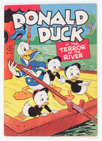 Four Color #108 Donald Duck (Dell, 1946) Condition: VG