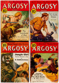 Pulps:Miscellaneous, Assorted Pulps Group of 18 (Various, 1925-53) Condition: Average GD.... (Total: 18 Comic Books)