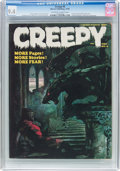 Magazines:Horror, Creepy #6 (Warren, 1965) CGC NM 9.4 Off-white to white pages....