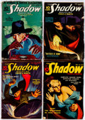 Pulps:Detective, Shadow Pulp Group of 15 (Street & Smith, 1933-39) Condition:Average GD/VG.... (Total: 15 Items)
