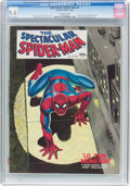 Magazines:Superhero, Spectacular Spider-Man #1 (Marvel, 1968) CGC NM 9.4 Off-white pages....
