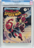 Magazines:Superhero, Spectacular Spider-Man #2 (Marvel, 1968) CGC NM+ 9.6 Off-white to white pages....