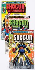 Bronze Age (1970-1979):Adventure, Shogun Warriors #1-20 Group (Marvel, 1979-80) Condition: VF/NM.... (Total: 20 Comic Books)