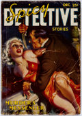 Pulps:Detective, Spicy Detective Stories - December 1935 (Culture) Condition: GD....