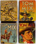 Big Little Book:Miscellaneous, Big Little Book Westerns Group of 22 (Whitman, 1930s-40s)Condition: Average GD.... (Total: 21 Items)
