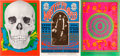 Music Memorabilia:Posters, Grateful Dead/Big Brother And The Holding Company - Six Family DogConcert Posters (Family Dog, 1967)...