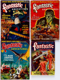 Pulps:Science Fiction, Fantastic Adventures Group of 5 (Ziff-Davis, 1940-44).... (Total: 5Items)