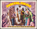 "Movie Posters:Musical, Dancing Pirate (RKO, 1936). Lobby Card (11"" X 14""). Musical.. ..."