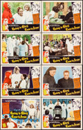 "Going to Glory, Come to Jesus (Toddy Pictures, 1946). Lobby Card Set of 8 (11"" X 14""). Black Films. ... (Total..."