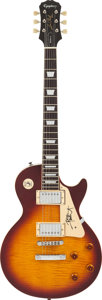 Musical Instruments:Electric Guitars, Pete Townshend Signed Gibson Epiphone Les Paul Guitar...