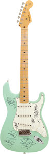 Musical Instruments:Electric Guitars, Grateful Dead Signed Fender Stratocaster Guitar....
