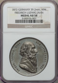 Germany, Germany: Trio of Certified Medals,... (Total: 3 coins)