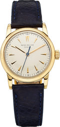 Estate Jewelry:Watches, Gentleman's Patek Philippe Gold Watch. ...