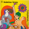 Music Memorabilia:Recordings, Andwellas Dream Love and Poetry Stereo LP (UK - CBS S 63673,1969)....
