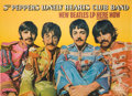 Music Memorabilia:Posters, Beatles Sgt. Pepper's Lonely Hearts Club Band EMIPromotional Poster (1967). Very Rare....