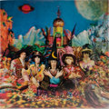Music Memorabilia:Memorabilia, Rolling Stones Their Satanic Majesties Request PromotionalLenticular Display (1967).. ...