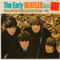 Music Memorabilia:Recordings, The Early Beatles Sealed Original Mono LP (Capitol T2309,1965)....