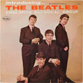 Music Memorabilia:Recordings, Introducing The Beatles Version Two Stereo (Embossed onCover) LP (Vee-Jay SR1062, 1964)....