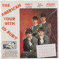 Music Memorabilia:Recordings, Beatles - The American Tour With Ed Rudy Sealed LP withTeen Talk Magazine (Radio Pulsebeat News, 1964...