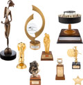 Movie/TV Memorabilia:Awards, An Arthur Hiller Group of Film Awards, 1990s-2000s.... (Total: 9 )