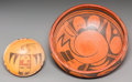American Indian Art:Pottery, Two Hopi Bowls. ... (Total: 2 Items)