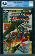 Bronze Age (1970-1979):Superhero, Captain America #235 (Marvel, 1979) CGC VF/NM 9.0 WHITE pages.