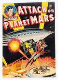 Golden Age (1938-1955):Science Fiction, Attack on Planet Mars nn (Avon, 1951) Condition: VG+....